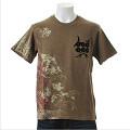 【戦国BASARA】真田&猿飛×鷲プリント半袖Tシャツ